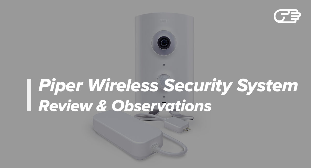Audio Wireless Security System 2 Way