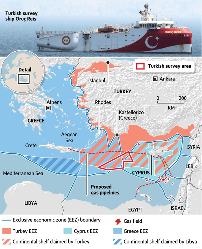THE GLOBE AND MAIL, SOURCES: GRAPHIC NEWS (VIA AP, TURKISH MINISTRY  OF FOREIGN AFFAIRS, WALL STREET JOURNAL); FT; PICTURE: AP