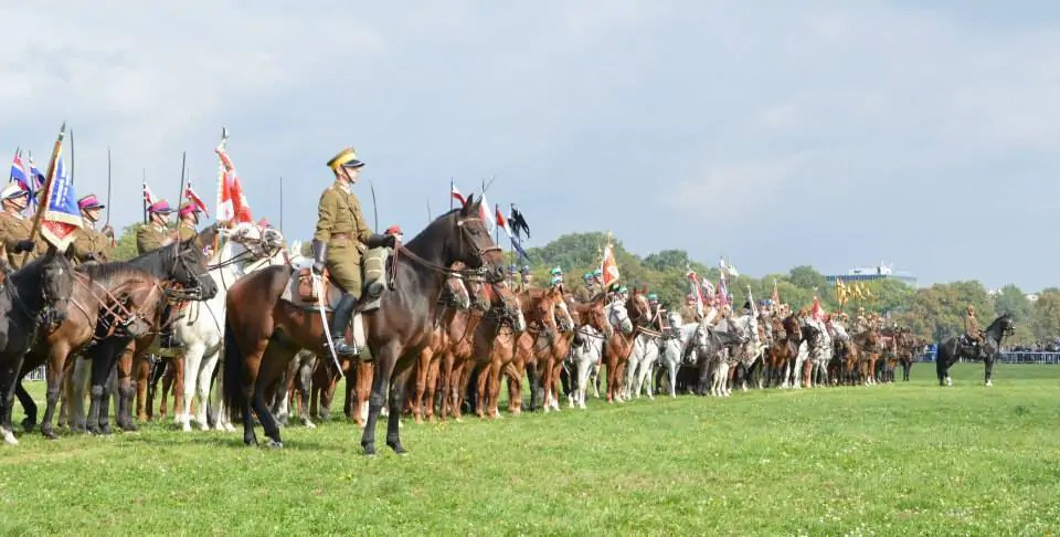 Szwadron Kawalerii WP, 15.08.2007