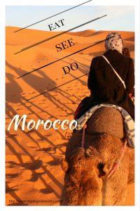 Eat See Do Morocco