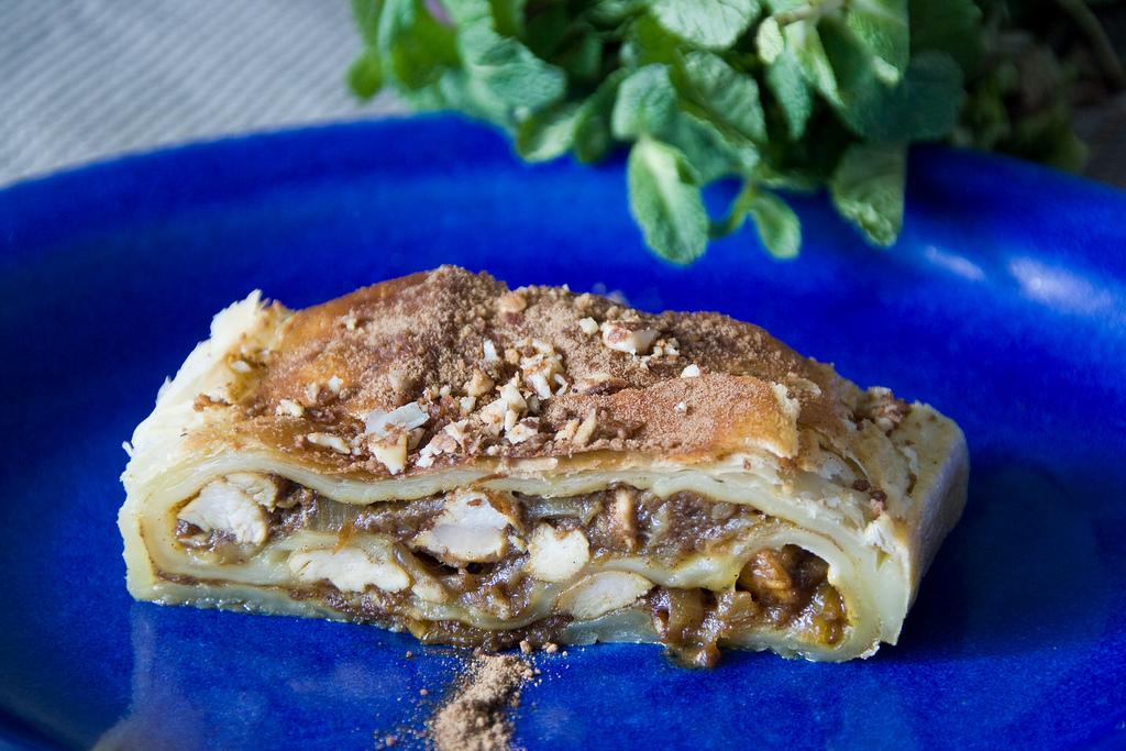 Halal Food in Madrid- Sahara
