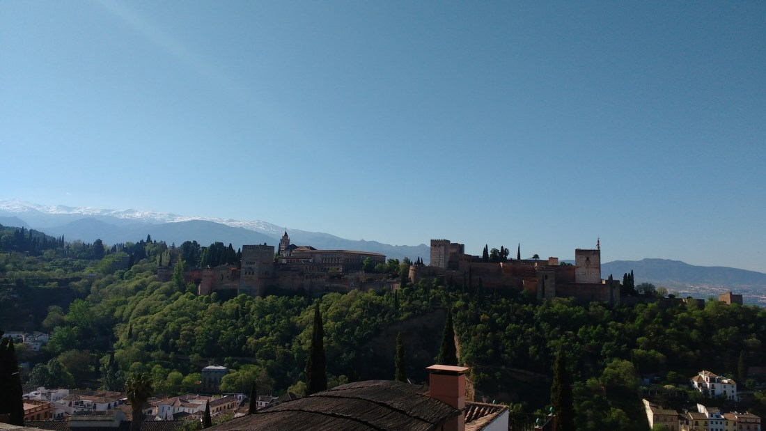 Spain Itinerary: La Alhambra