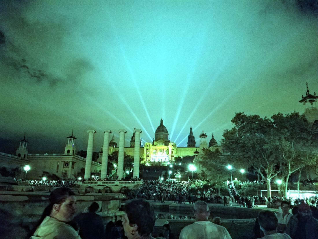 Barcelona Itinerary: Attraction