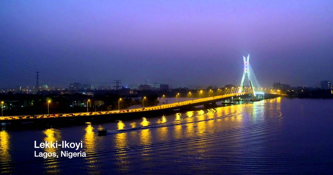 Fun Places in Lagos: Lekki Bridge