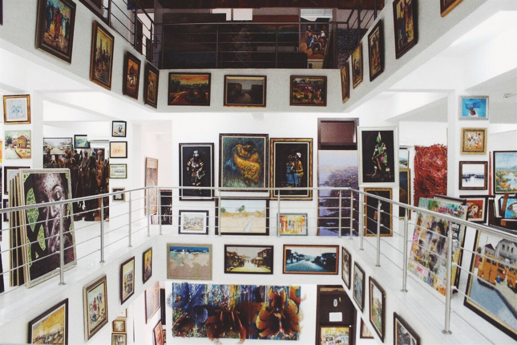 Fun Places in Lagos: nike-art-gallery-center