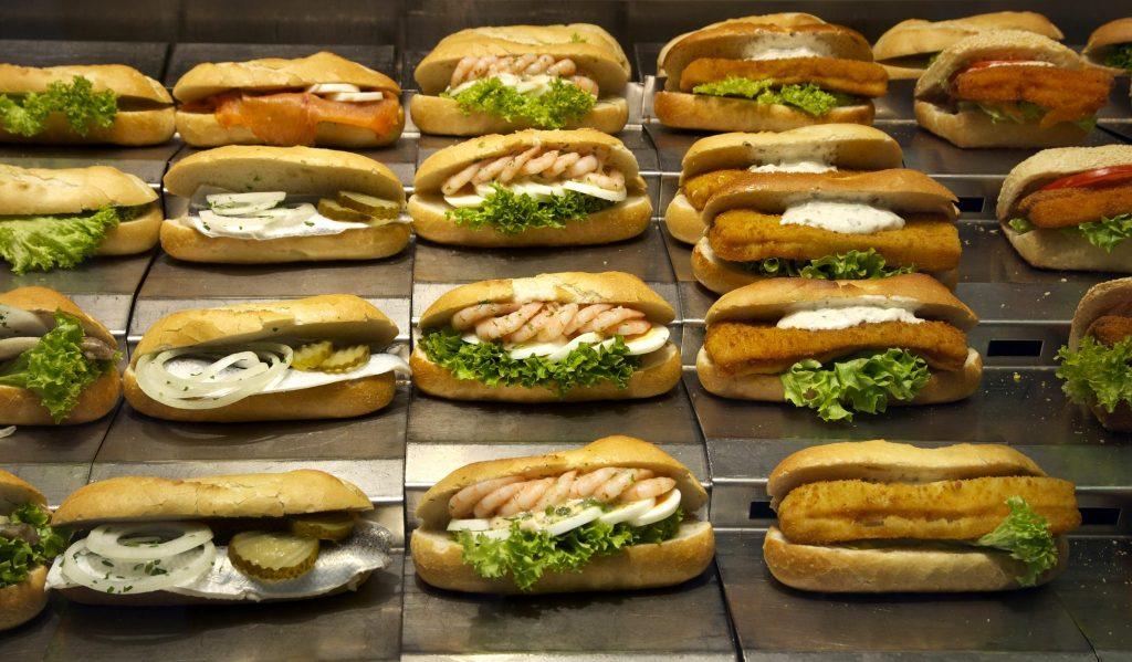 Halal Restaurants in Barcelona- Sandwiches