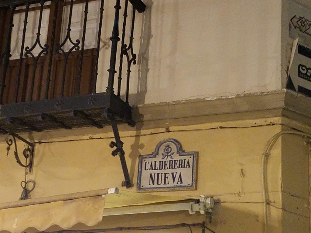 Caldereria Nueva