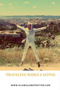 Fast while traveling: pinterest