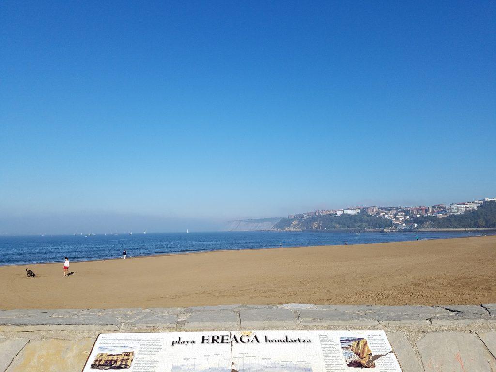 Ereaga Beach