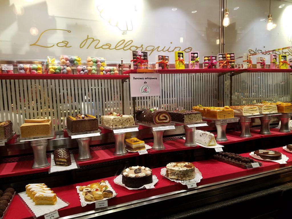 Halal Guide in Madrid- La Mallorquina