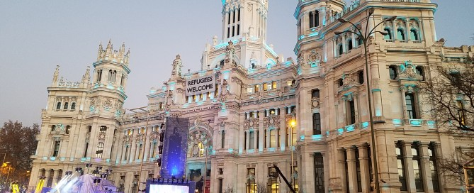 Halal Guide in Madrid-Cibeles