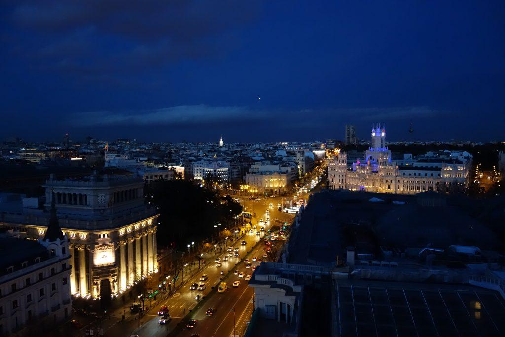 Halal Guide in Madrid- Circulo Bellas Artes