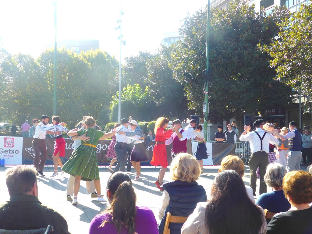 Basque Country Itinerary- Dancers