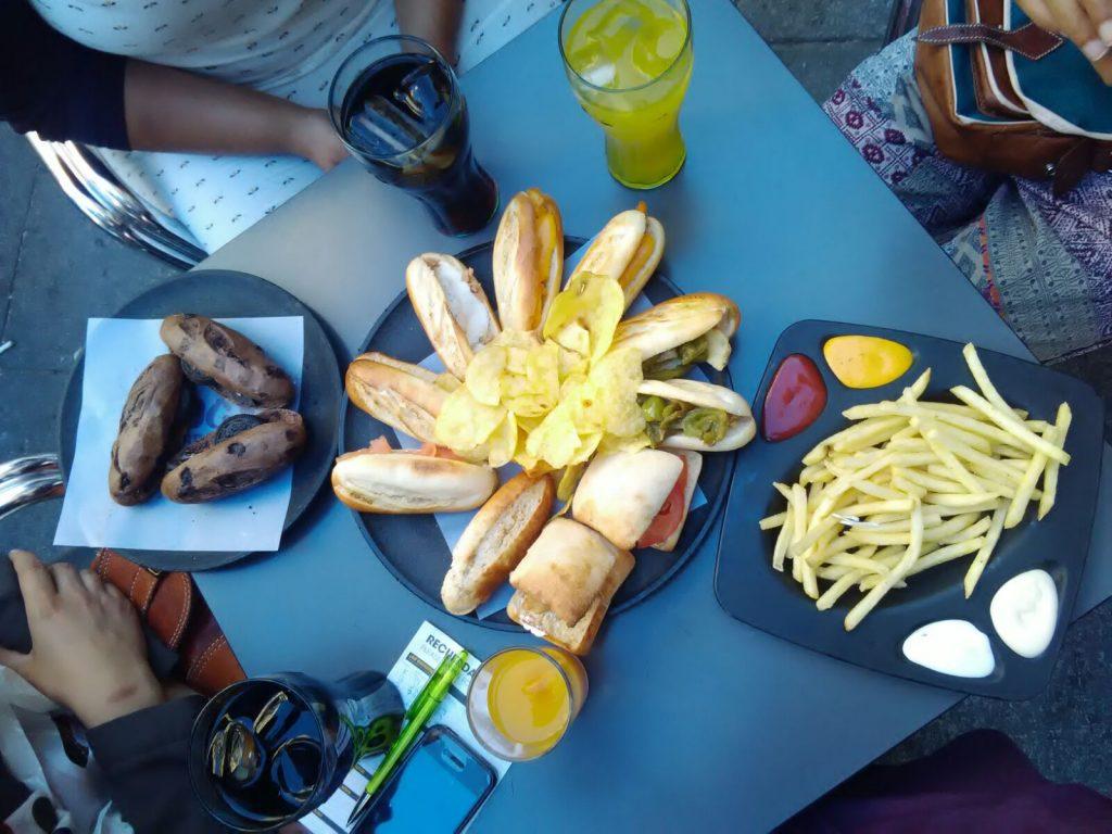 Ordering Food In Spanish Like A Local Hijabiglobetrotter