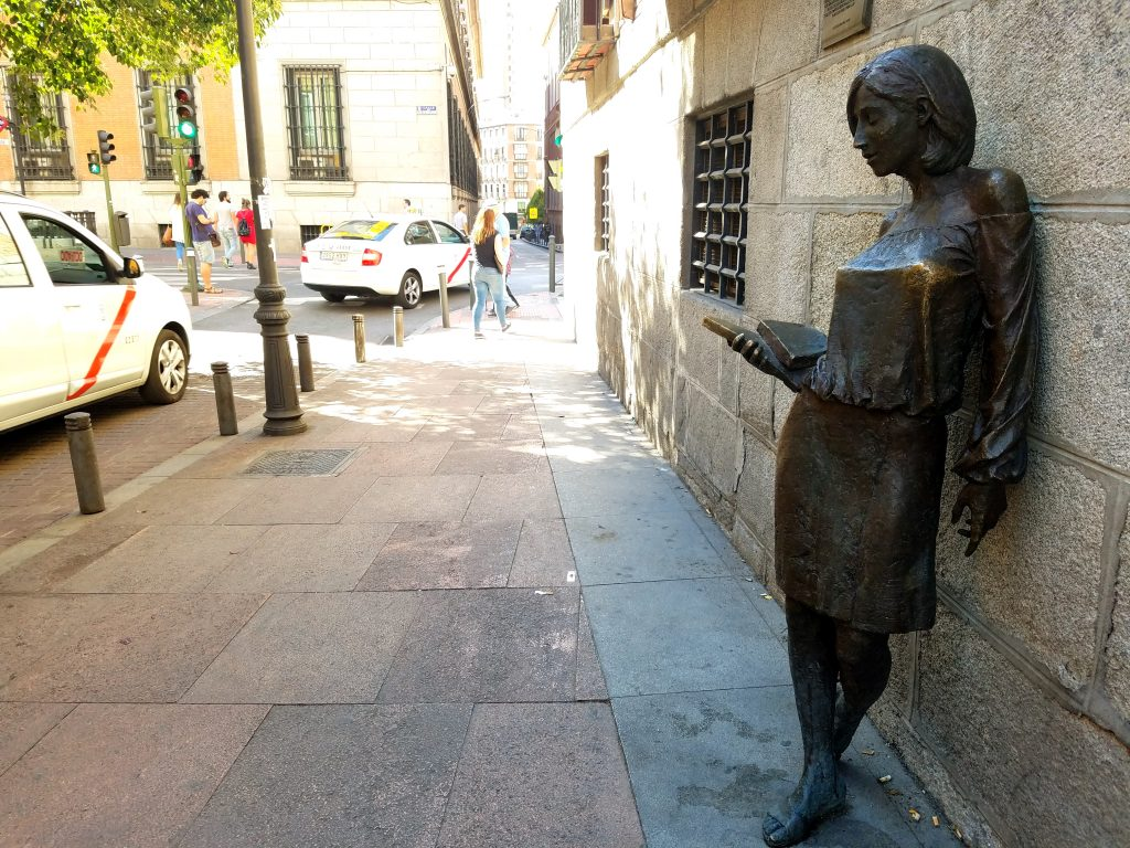 Hidden gems in Madrid- Julia