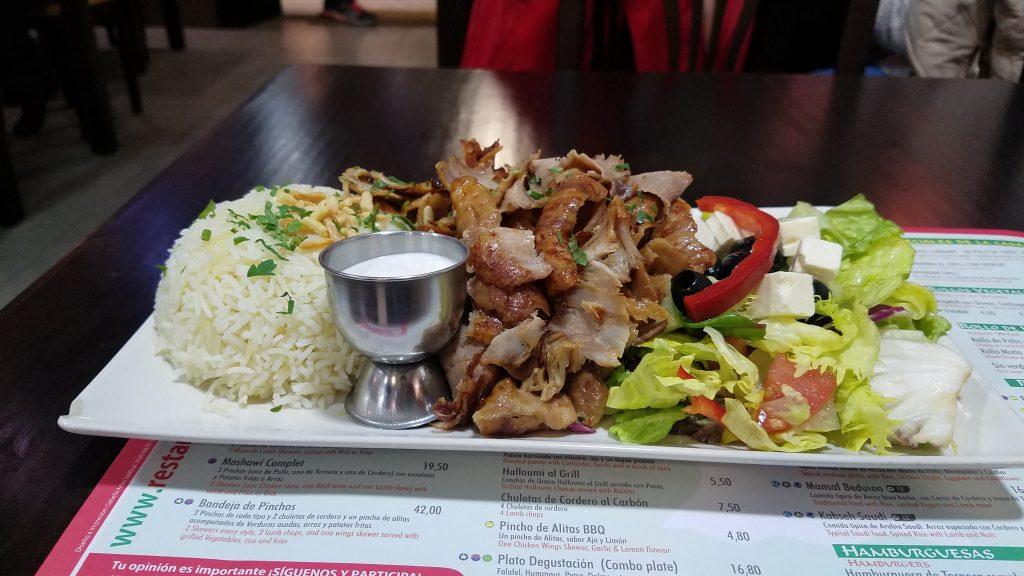 3 day guide to Seville version halal- Beirut