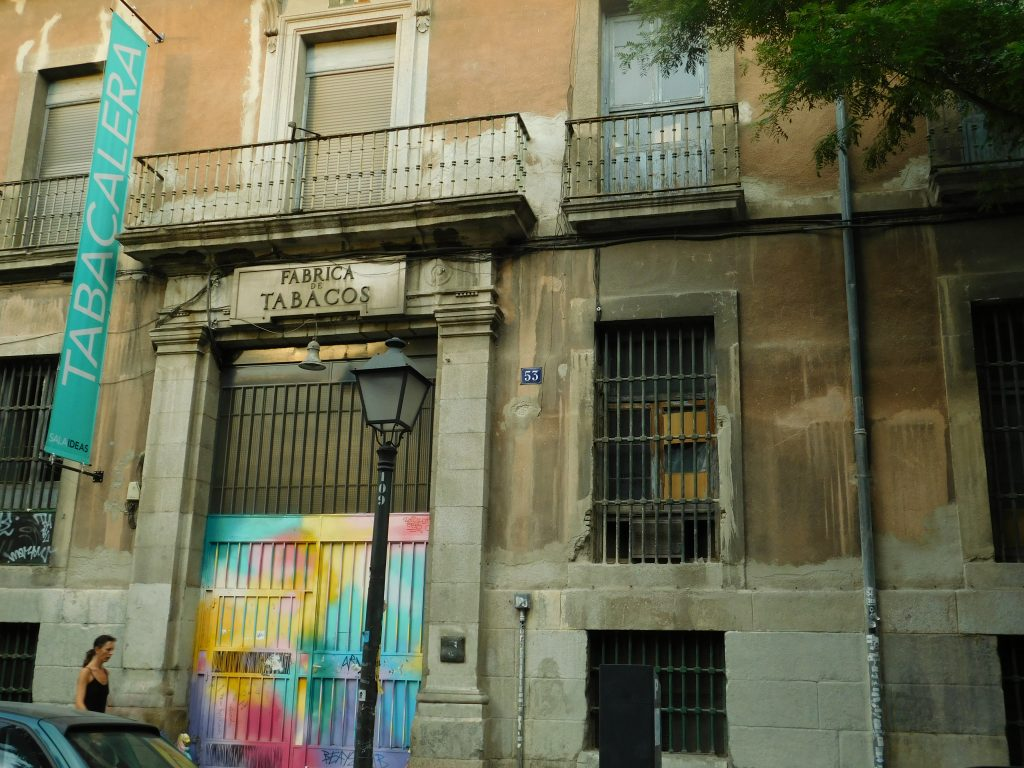 Hidden Gems in Madrid- La Tabacalera