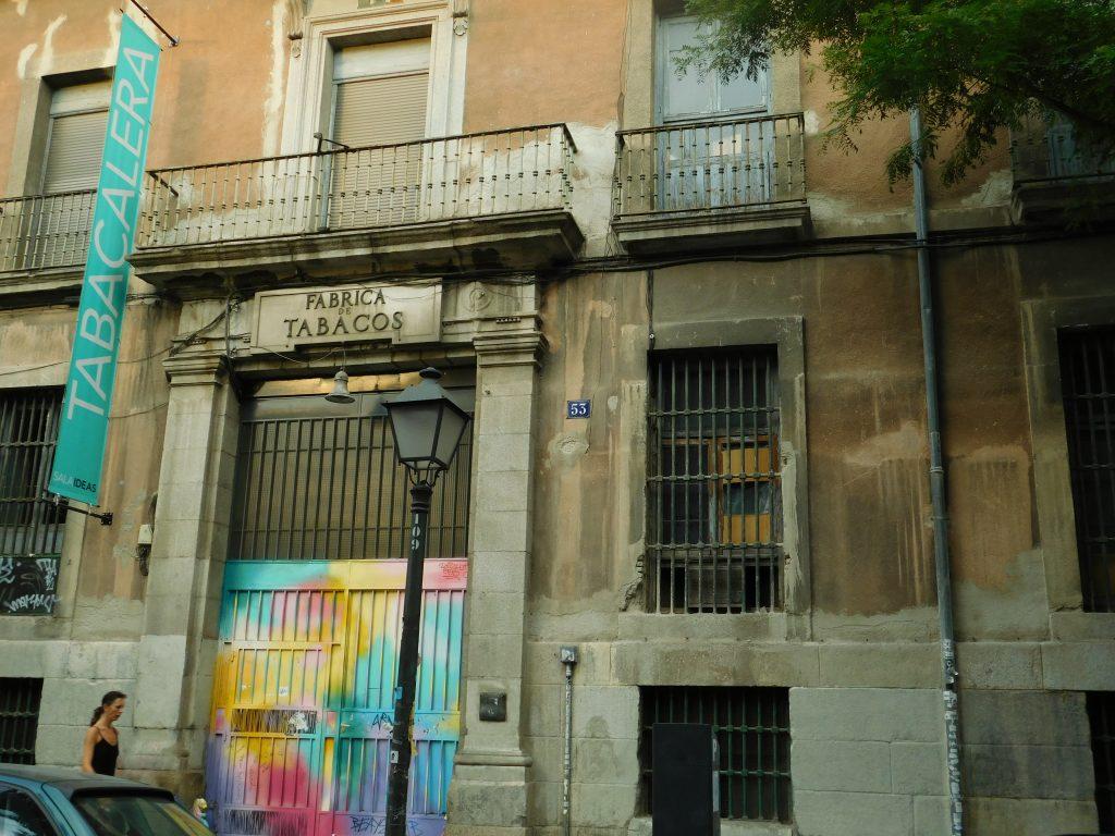 Hidden Gems in Madrid- La Tabacalera