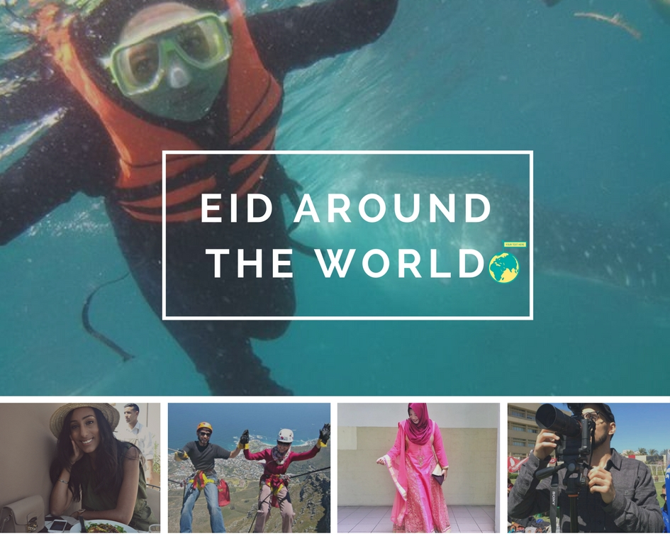 Eid around the world