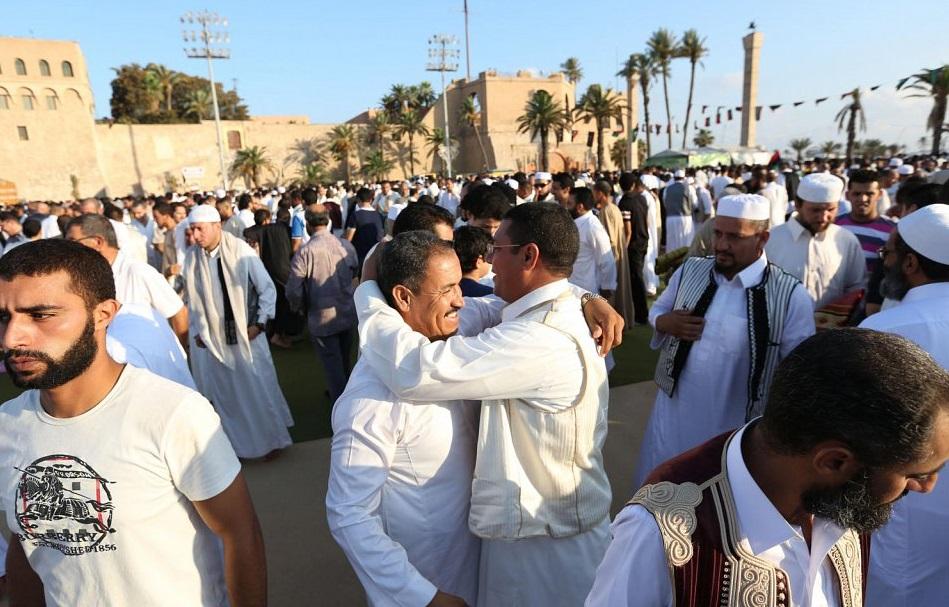 Eid 2018: Libya