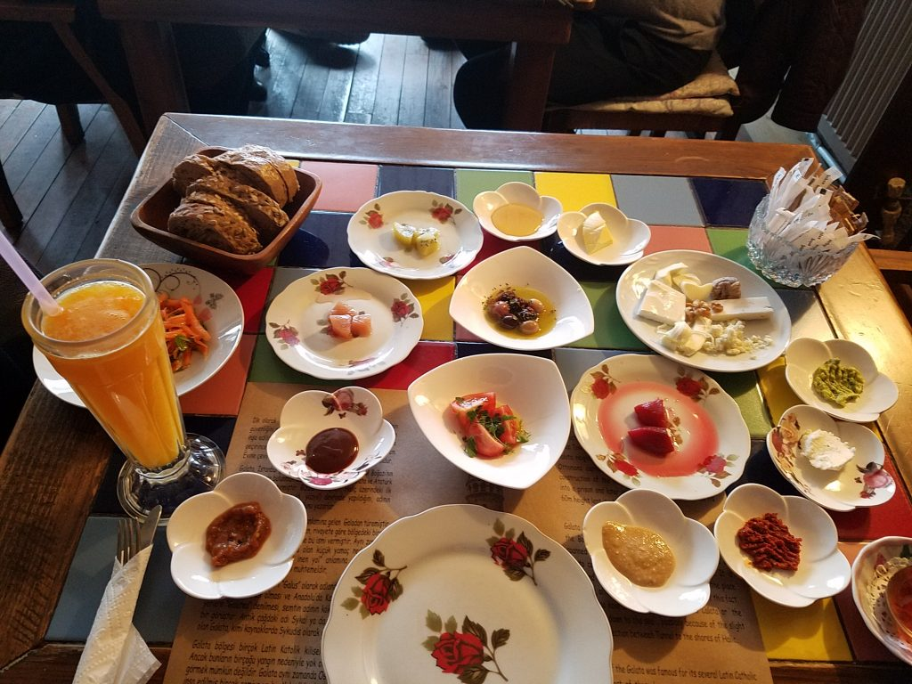Istanbul Itinerary: Privato Cafe