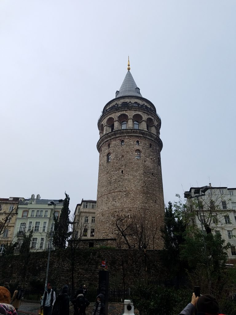 Istanbul Itinerary: Galata Tower
