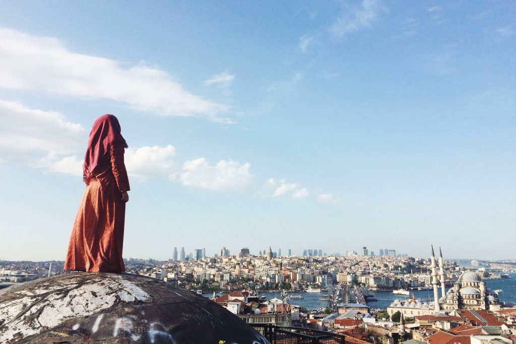 Istanbul Itinerary: Best view