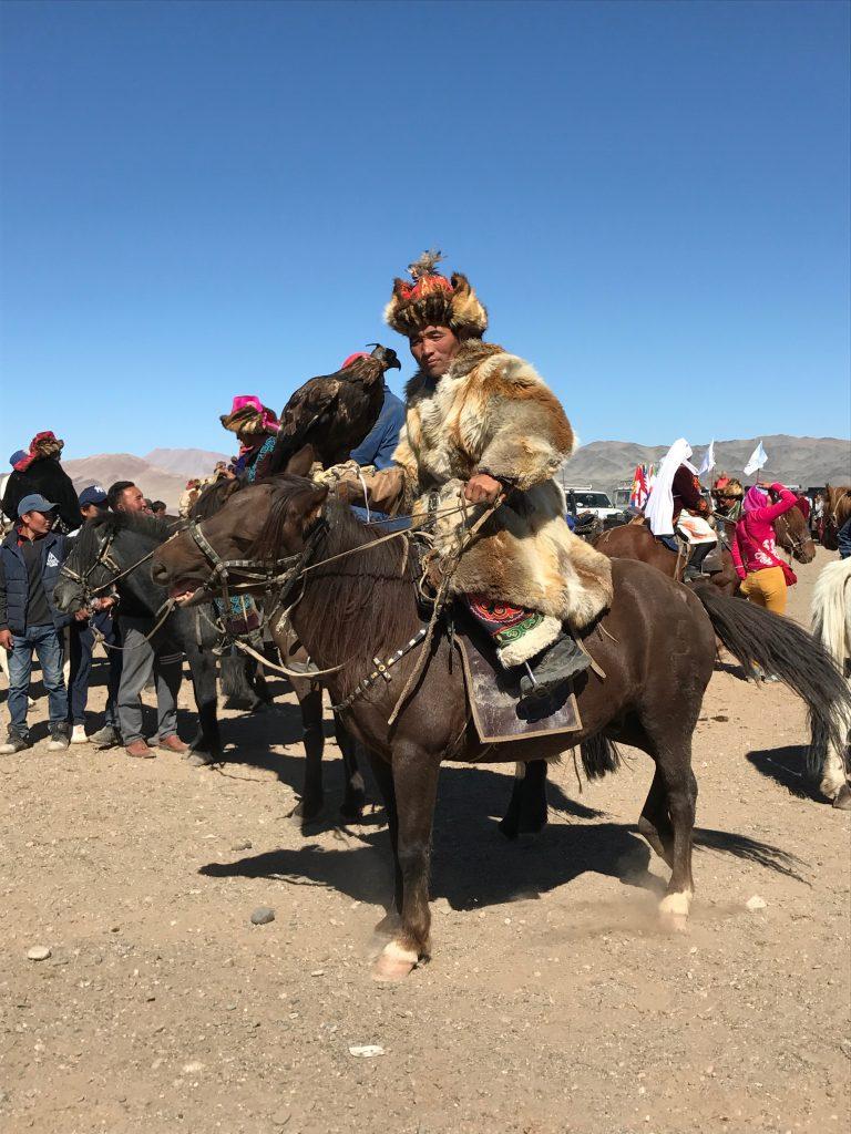 Nomad in Mongolia: Eagle Hunter
