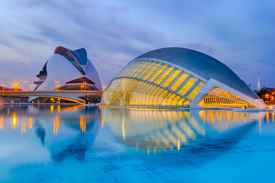 Guide to Valencia