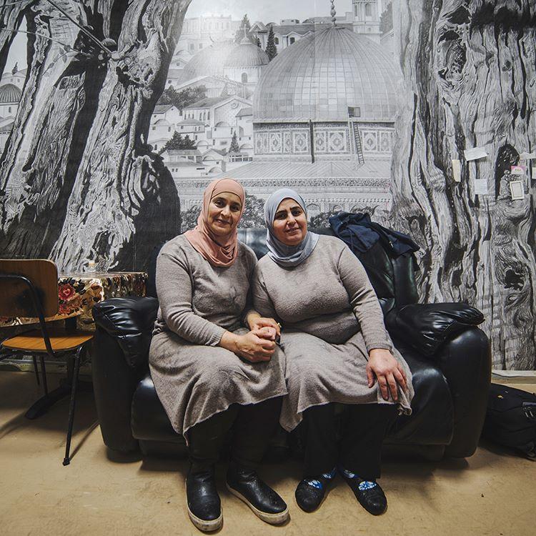 Jerusalem- Palestinian women