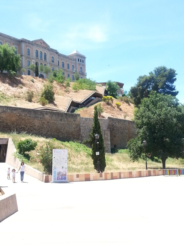 Things to do in Toledo, Spain: secret stairs