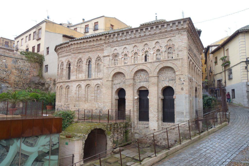 Things to do in Toledo, Spain: Mesquita crista del luz