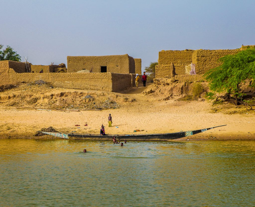 Interesting Facts on Mali: Niger River