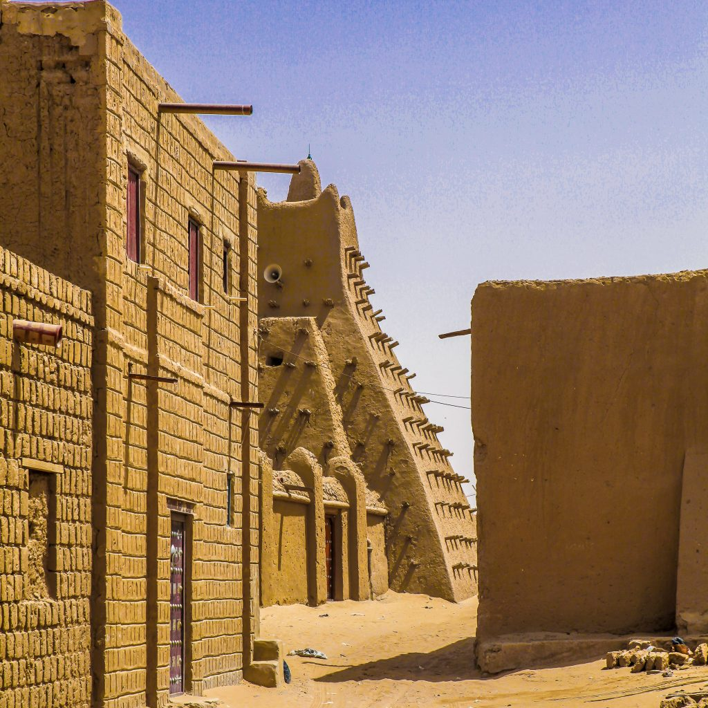 Interesting facts on Mali:Timbuktu