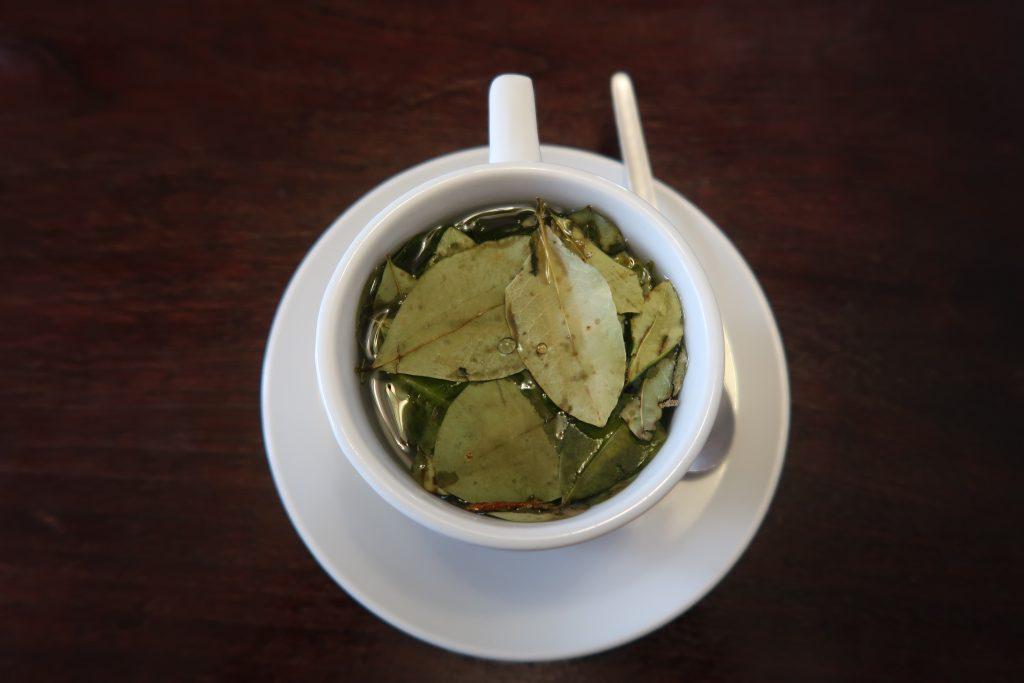 Machu Picchu Hike: Coca Tea