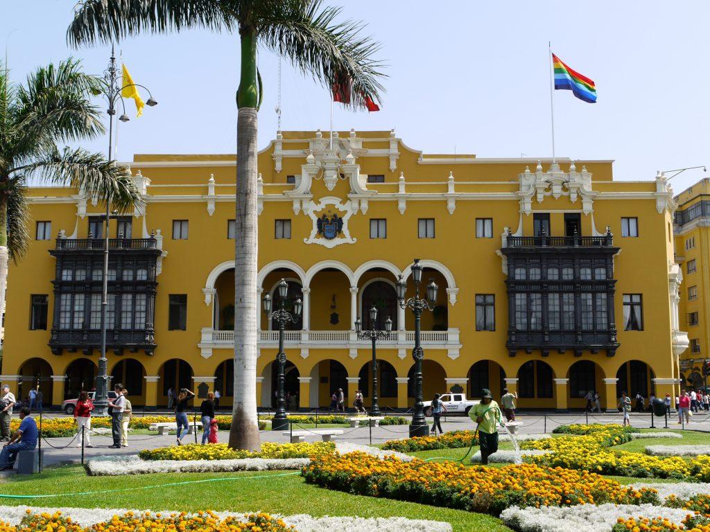 Peru Itinerary: Plaza Mayor