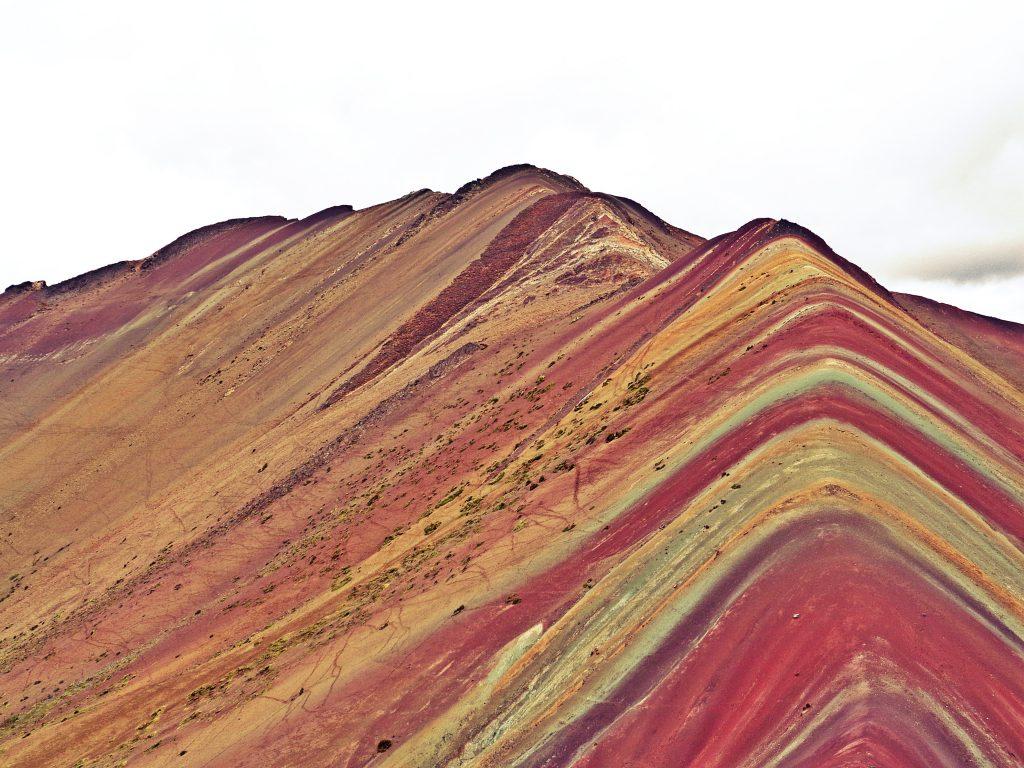 Peru Itinerary: Rainbow Mountain