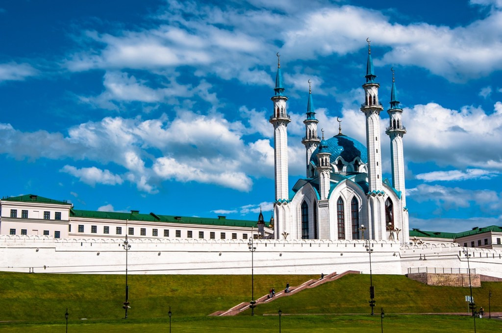 Visit Tatarstan: Kul Sharif Mosque