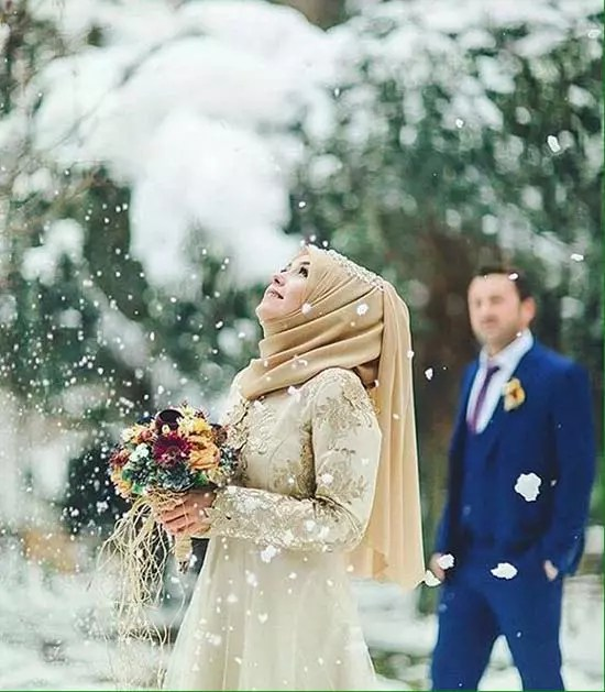 Islamic Dress Pictures Cute Couples