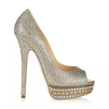 most expensive women's shoes in the world