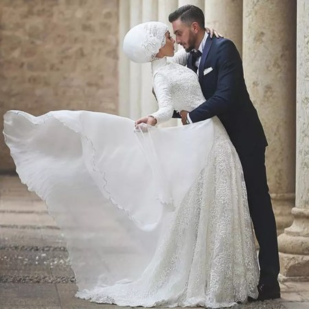 White Wedding Gowns Bridal Dresses Collection 2017
