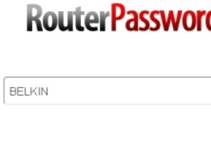 RouterPasswords ver contrasenas de acceso al Router por defecto