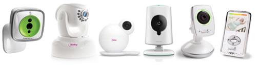 Las cámaras de vigilancia para bebes también son inseguras
