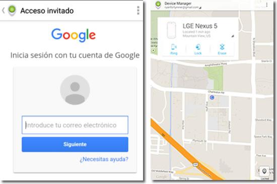Activa el bloqueo y borrado remoto en tu Android antes que sea demasiado tarde