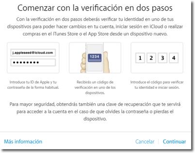 La mayoría de usuarios aún no utilizan la verificación en dos pasos
