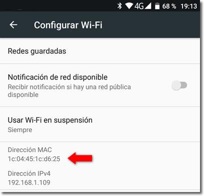 Protege tu red Wifi con el filtrado MAC
