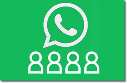 Llamadas y videollamadas grupales en Whatsapp