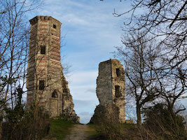Tour d'Anne de Bretagne à Montfort l'Amaury