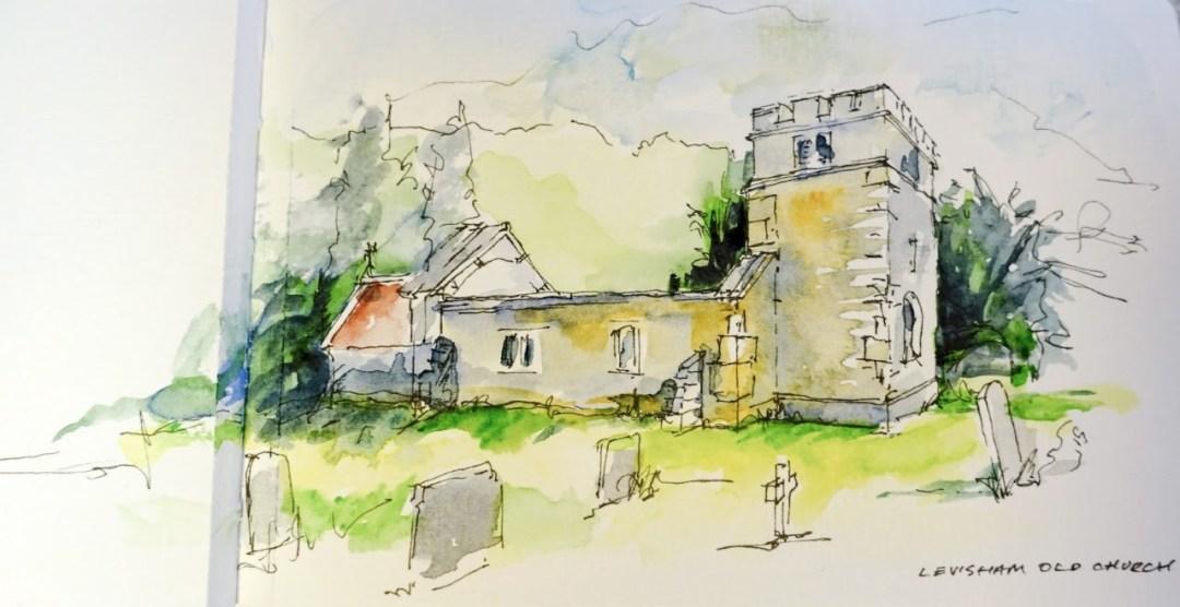 Levisham Old Church