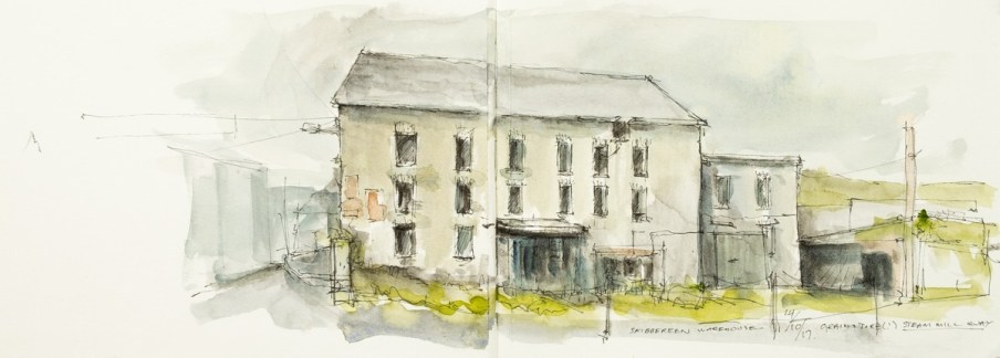 Skibbereen, Steam Mill